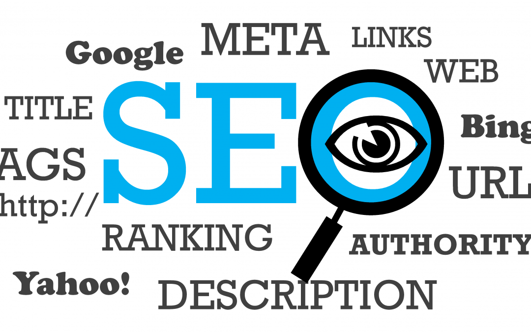 SEO content ranking strategy word cloud