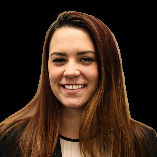 Headshot of Melissa Henry, customer service representative